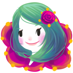 256x256px size png icon of Gaia