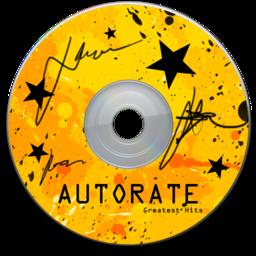 256x256px size png icon of Autorate Orange