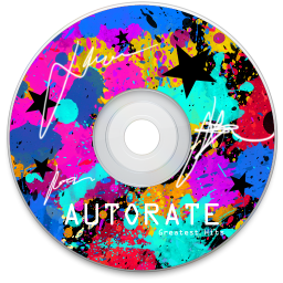 256x256px size png icon of CD Multi