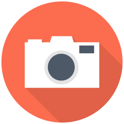 256x256px size png icon of Dslr Camera