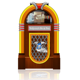 256x256px size png icon of Wurlitzer
