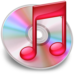 256x256px size png icon of iTunes barbie