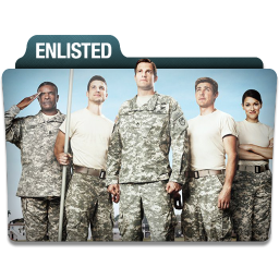 256x256px size png icon of Enlisted