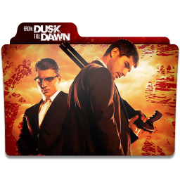 256x256px size png icon of From Dusk Till Dawn