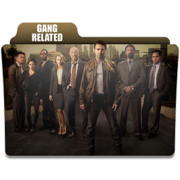 256x256px size png icon of Gang Related