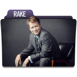 256x256px size png icon of Rake