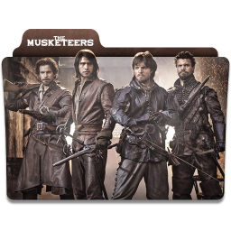 256x256px size png icon of The Musketeers