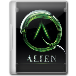 256x256px size png icon of 01 Alien 1979 2012