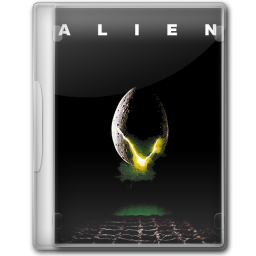 256x256px size png icon of 02 Alien 1979