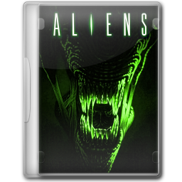 256x256px size png icon of 03 Aliens 1986