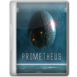 256x256px size png icon of 06 Prometheus 2012