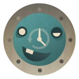 256x256px size png icon of timemachine