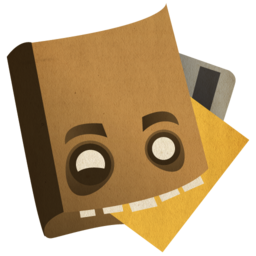 256x256px size png icon of wallet