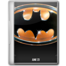 256x256px size png icon of Batman 1