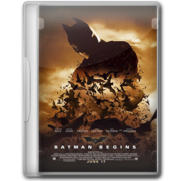 256x256px size png icon of Batman Begins 2