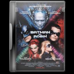 256x256px size png icon of Batman Robin 2