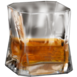 256x256px size png icon of cibi glass