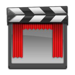 256x256px size png icon of MovieClap