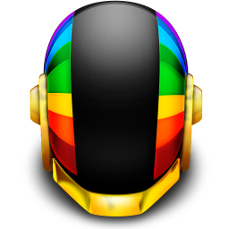 256x256px size png icon of Guyman Helmet On