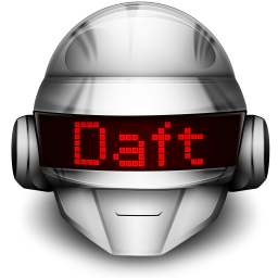 256x256px size png icon of Thomas Daft