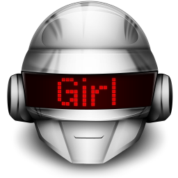 256x256px size png icon of Thomas Girl