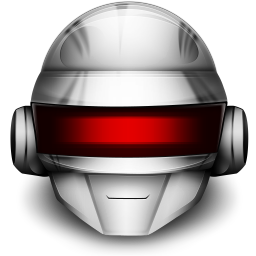 256x256px size png icon of Thomas Helmet On
