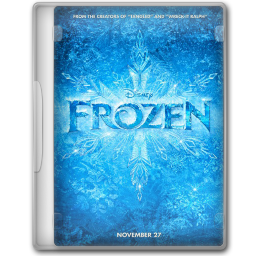 256x256px size png icon of Frozen 1