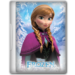 256x256px size png icon of Frozen 3
