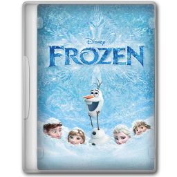 256x256px size png icon of Frozen 4