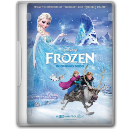 256x256px size png icon of Frozen 6
