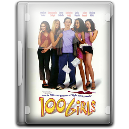 256x256px size png icon of 100 Girls