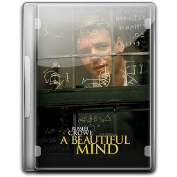 256x256px size png icon of A Beautiful Mind