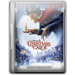 256x256px size png icon of A Christmas Carol v2