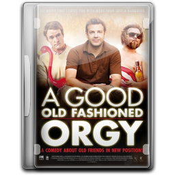 256x256px size png icon of A Good Old Fashioned Orgy