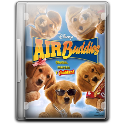 256x256px size png icon of AIR Buddies
