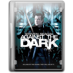 256x256px size png icon of Against The Dark