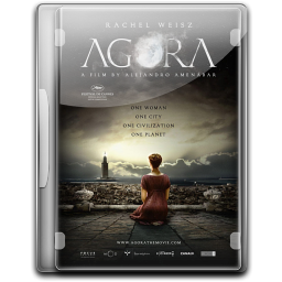 256x256px size png icon of Agora