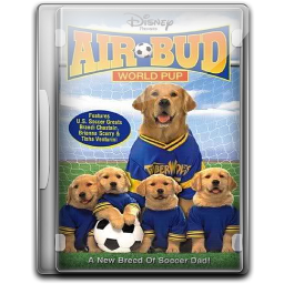 256x256px size png icon of Air Bud