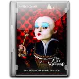 256x256px size png icon of Alice In Wonderland