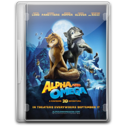 256x256px size png icon of Alpha And Omega