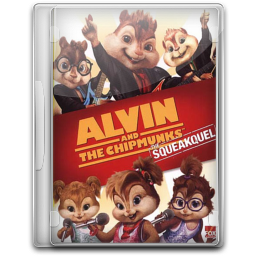 256x256px size png icon of Alvin And The Chipmunks 2