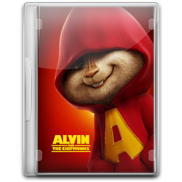 256x256px size png icon of Alvin And The Chipmunks v2