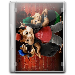 256x256px size png icon of Alvin And The Chipmunks v5