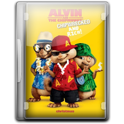256x256px size png icon of Alvin And The Chipmunks v7