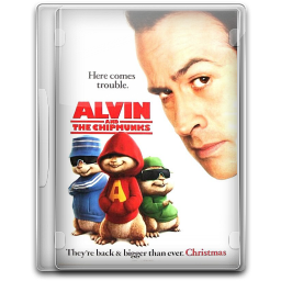 256x256px size png icon of Alvin And The Chipmunks