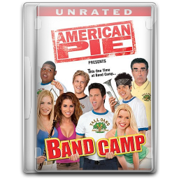 256x256px size png icon of American Pie Band Camp
