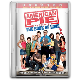 256x256px size png icon of American Pie The Book Of Love