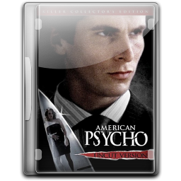 256x256px size png icon of American Psycho