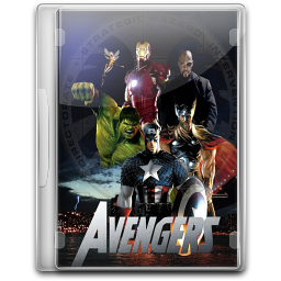 256x256px size png icon of Avengers