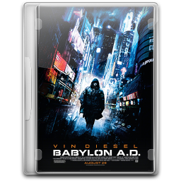 256x256px size png icon of Babylon A.D